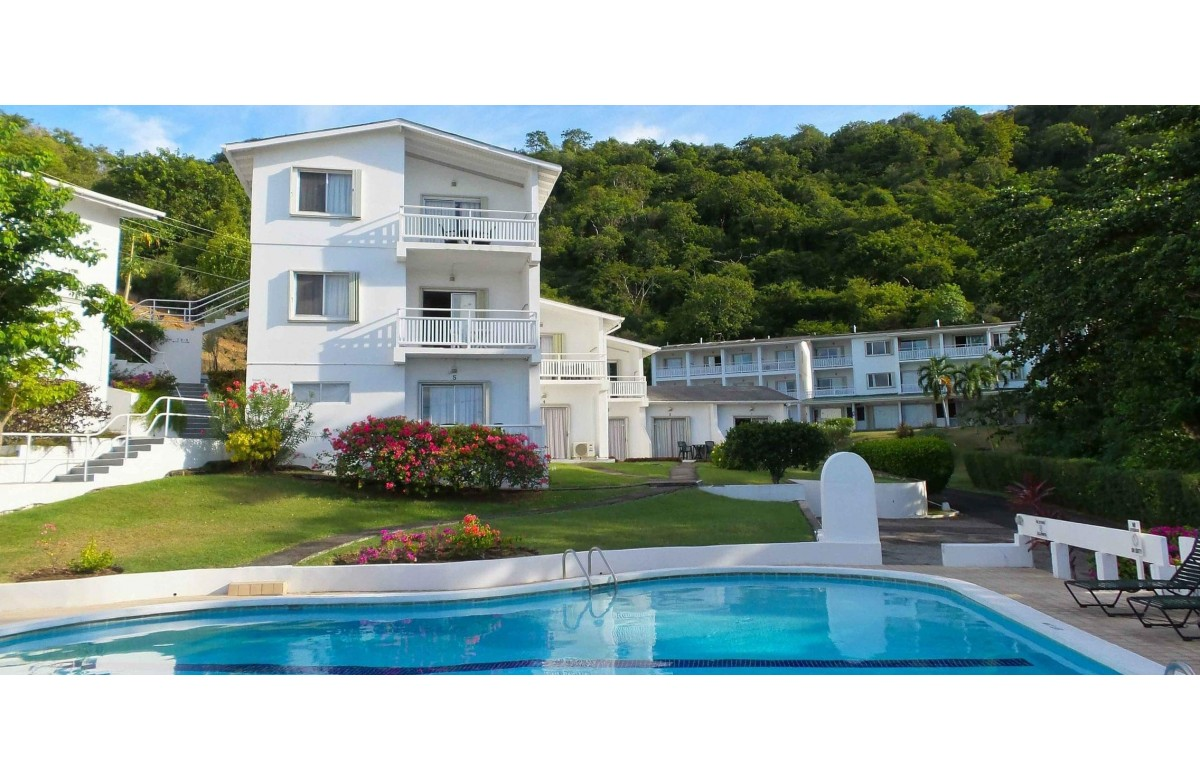 SIESTA HOTEL RESORT I 7 NIGHTS + 6 DAYS OF DIVING I ST GEORGE I GRENADA I CARIBBEAN