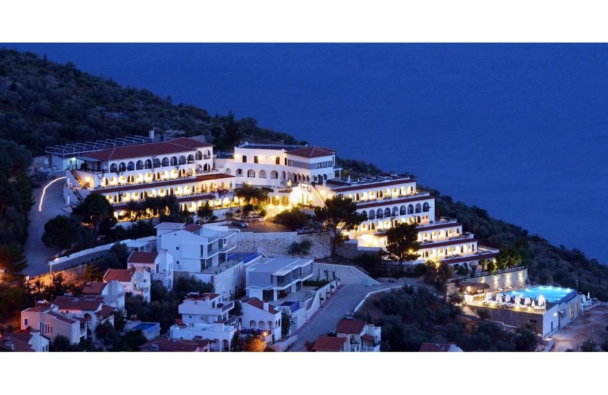 KALAMAR RESORT I 7 NIGHTS + 6 DIVING DAYS I ANTALYA I TURKEY
