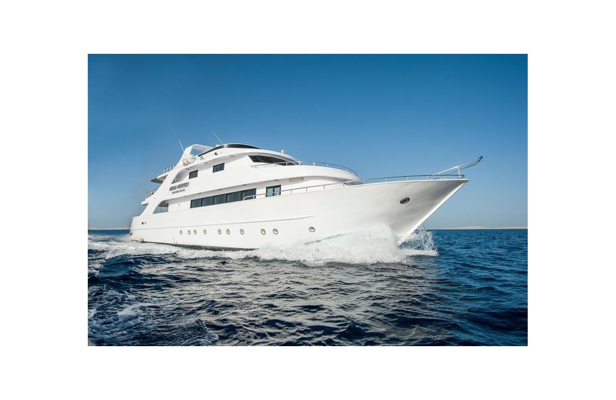 MY AMELIA I FULL CHARTER I RED SEA