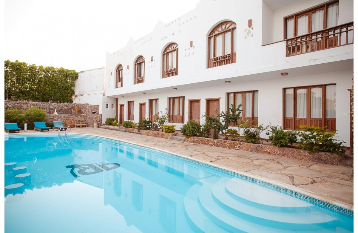 DAHAB DIVERS RESORT I GROUP OFFERS I 7 NIGHTS HOTEL + DIVING PACKAGE I DAHAB I RED SEA