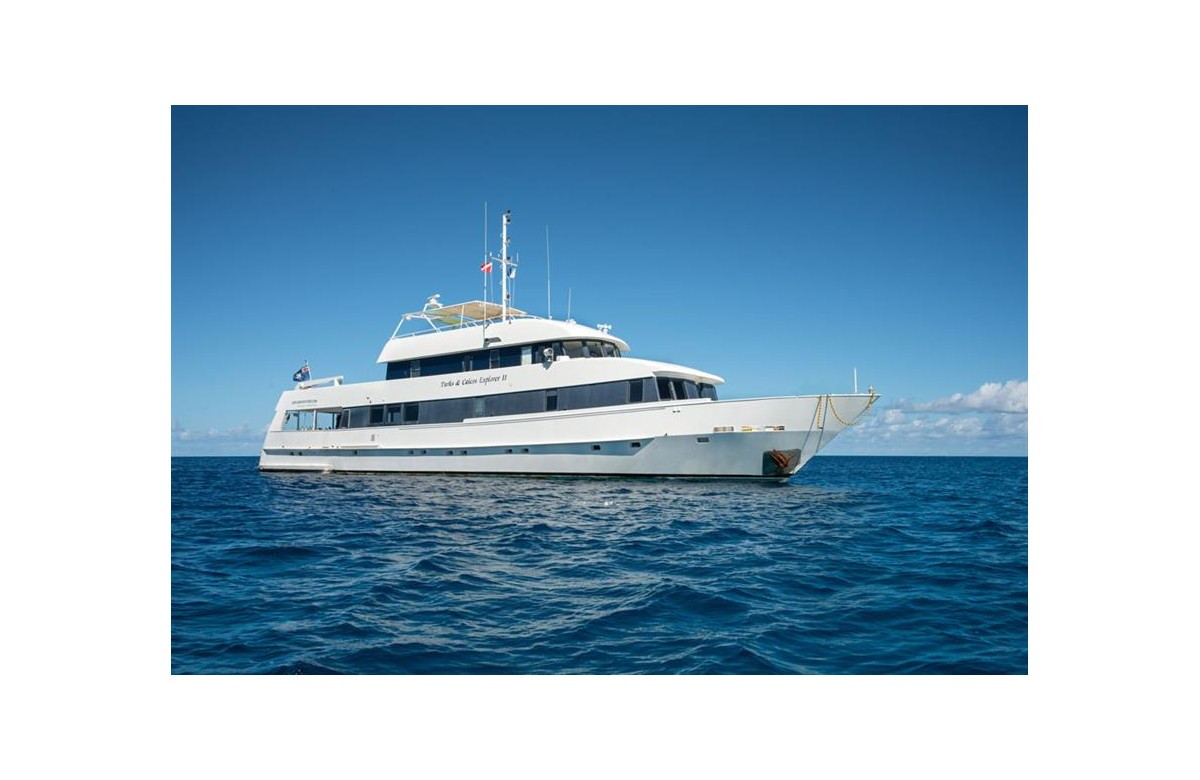TURKS AND CAICOS EXPLORER II I SEPT - DEC 2021 I 7 NIGHTS I TURKS & CAICOS PROVIDENCIALES