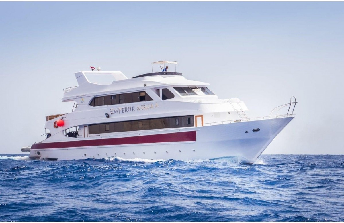 EMPEROR ASMAA I FULL CHARTER I RED SEA