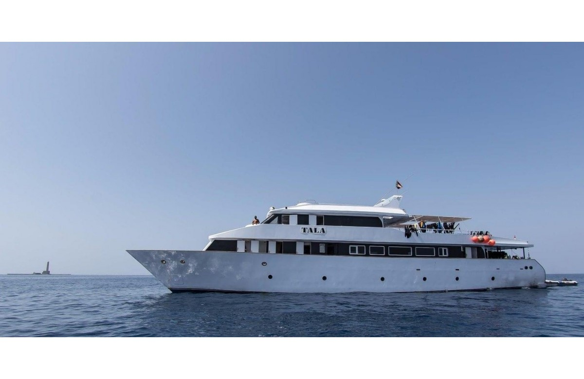 MV TALA I 10% DISCOUNT I 21 - 28 MAY 2020 I NORTH - DAHAB I RED SEA I EGYPT