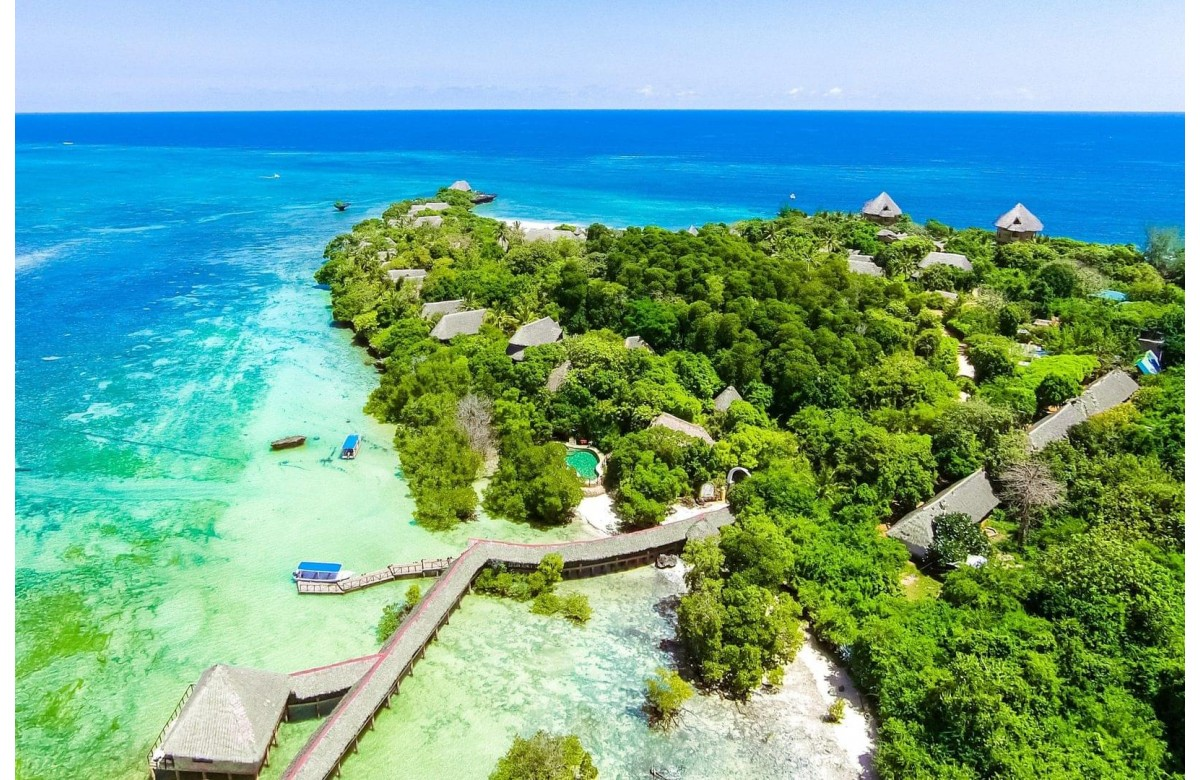 THE SANDS AT CHALE ISLAND RESORT I 7 NIGHTS + 6 DIVING DAYS I DIANI BEACH I KENIA