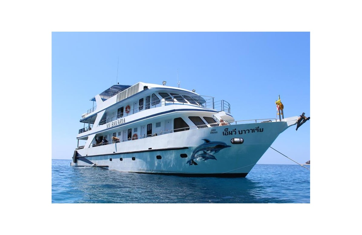 BAVARIA I 20% DISCOUNT I  JAN - MAY 2021 I SIMILAN, KOH BON, KOH TACHAI, RICHELIEU ROCK, SURIN I THAILAND