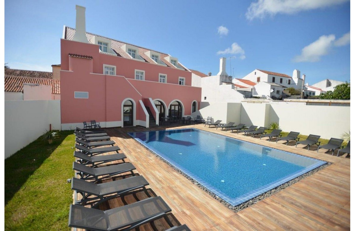 CHARMING BLUE RESORT I 9 NIGHTS + 7 DIVING DAYS I AZORES ISLANDS I PORTUGAL