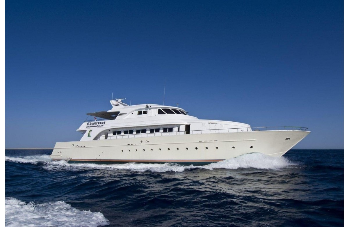 MY EXCELLENCE I FULL CHARTER I NORTH SUDAN I RED SEA