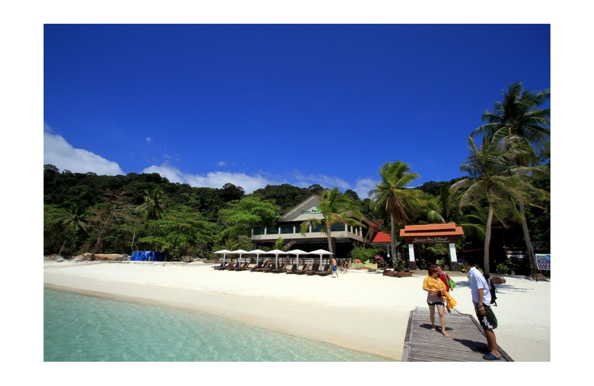 SUMMER BAY LANG TENGAH ISLAND RESORT I 10 NIGHTS + 9 DIVING DAYS  I MALAYSIA