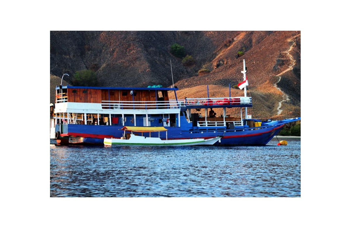 KOMODO SHALOM I 21% DISCOUNT I DEC 2019 I 3 NIGHTS I KOMODO I INDONESIA