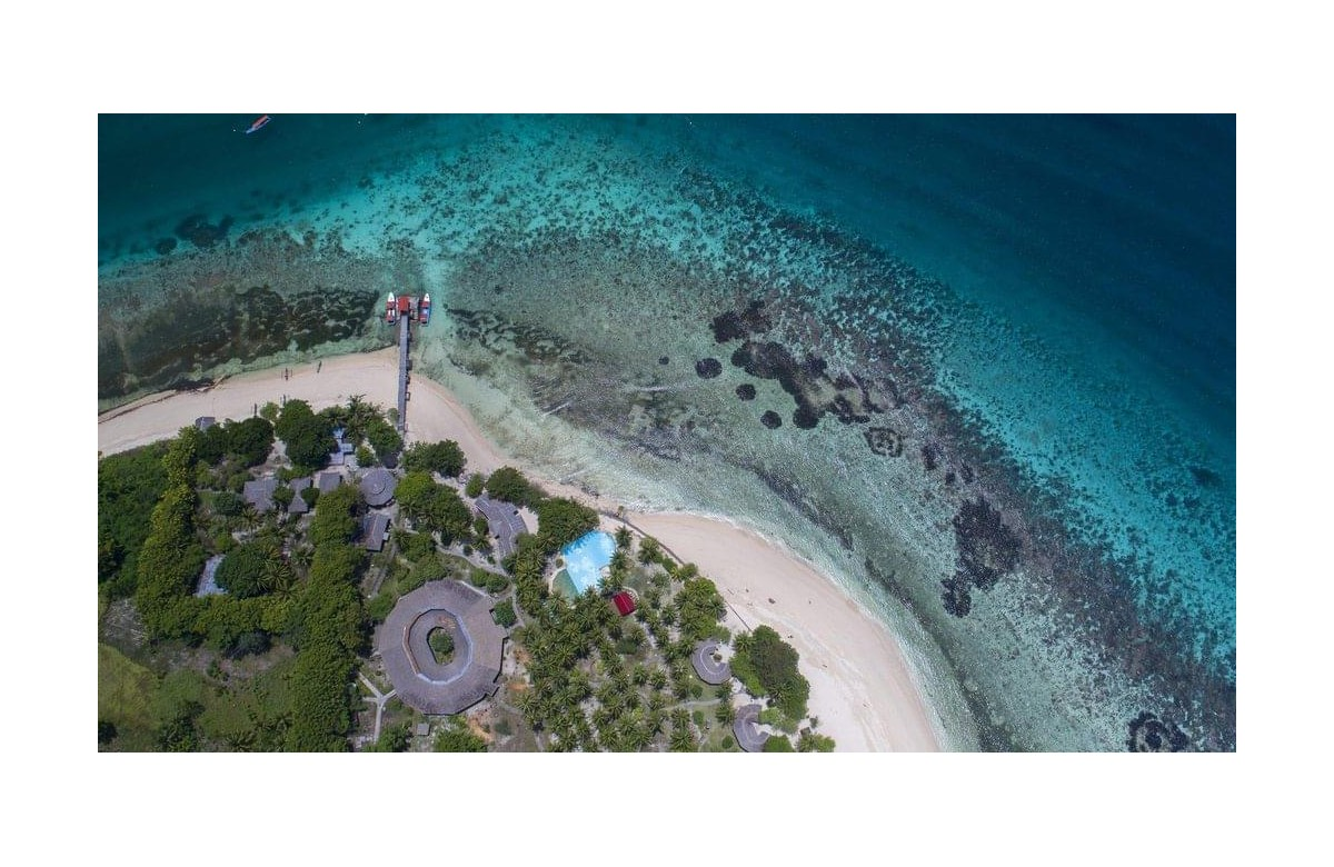 GANGGA ISLAND RESORT & SPA I GROUP OFFER I 10 NIGHTS + 9 DIVING DAYS I SULAWESI I INDONESIA