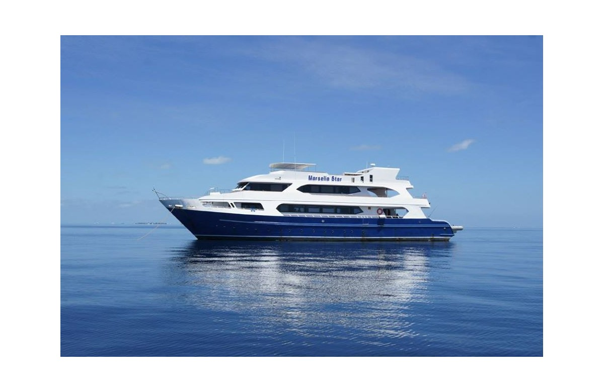 MARSELIA STAR I FULL CHARTER I MALDIVES