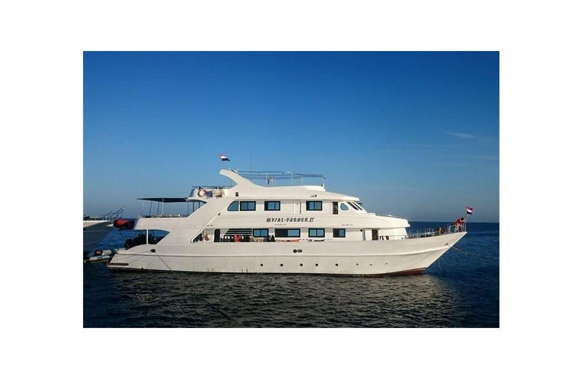 AL FAROUK II I FULL CHARTER I RED SEA