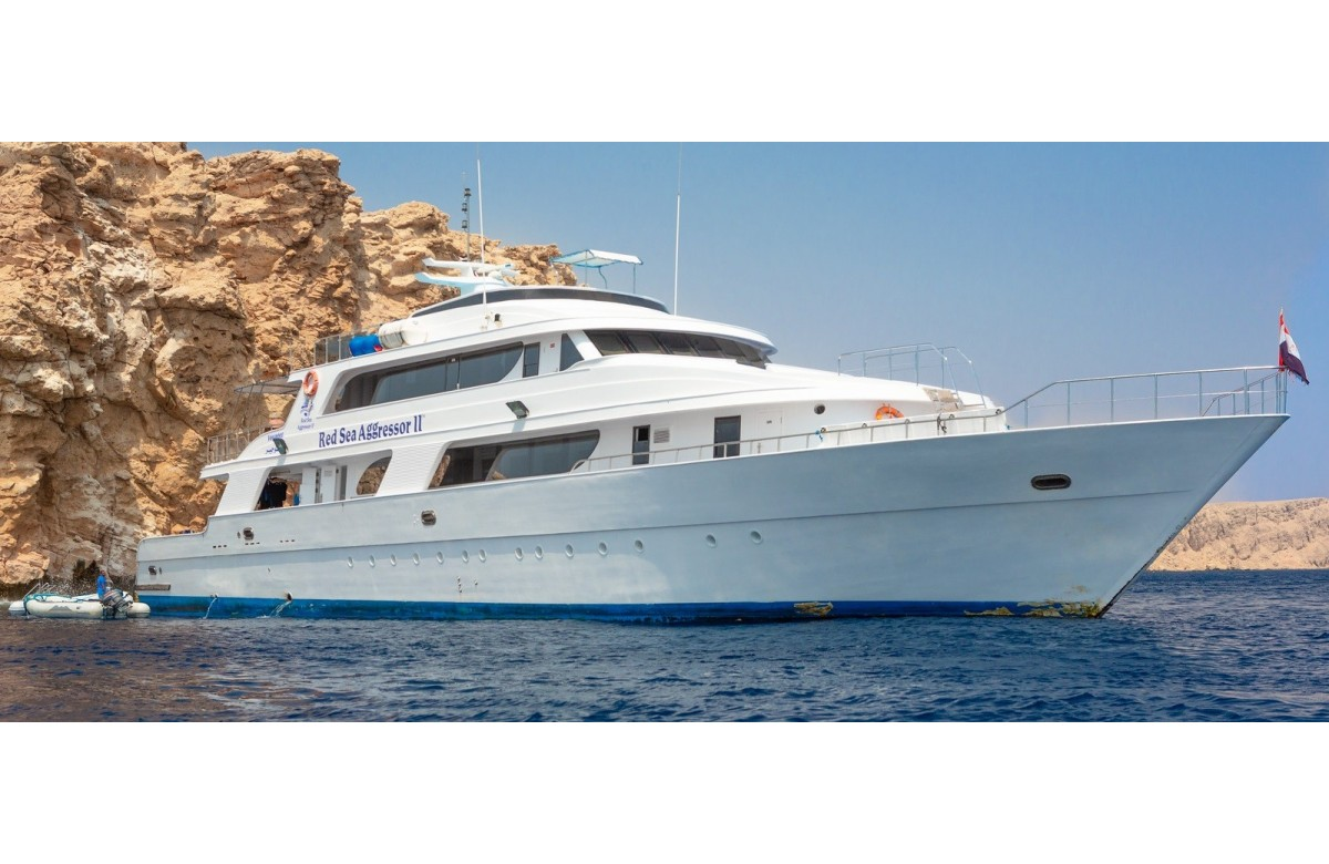 RED SEA AGGRESSOR II I GROUP OFFER - 5 PAY + 1 FREE I 2020 I NORTH ROUTE I RED SEA