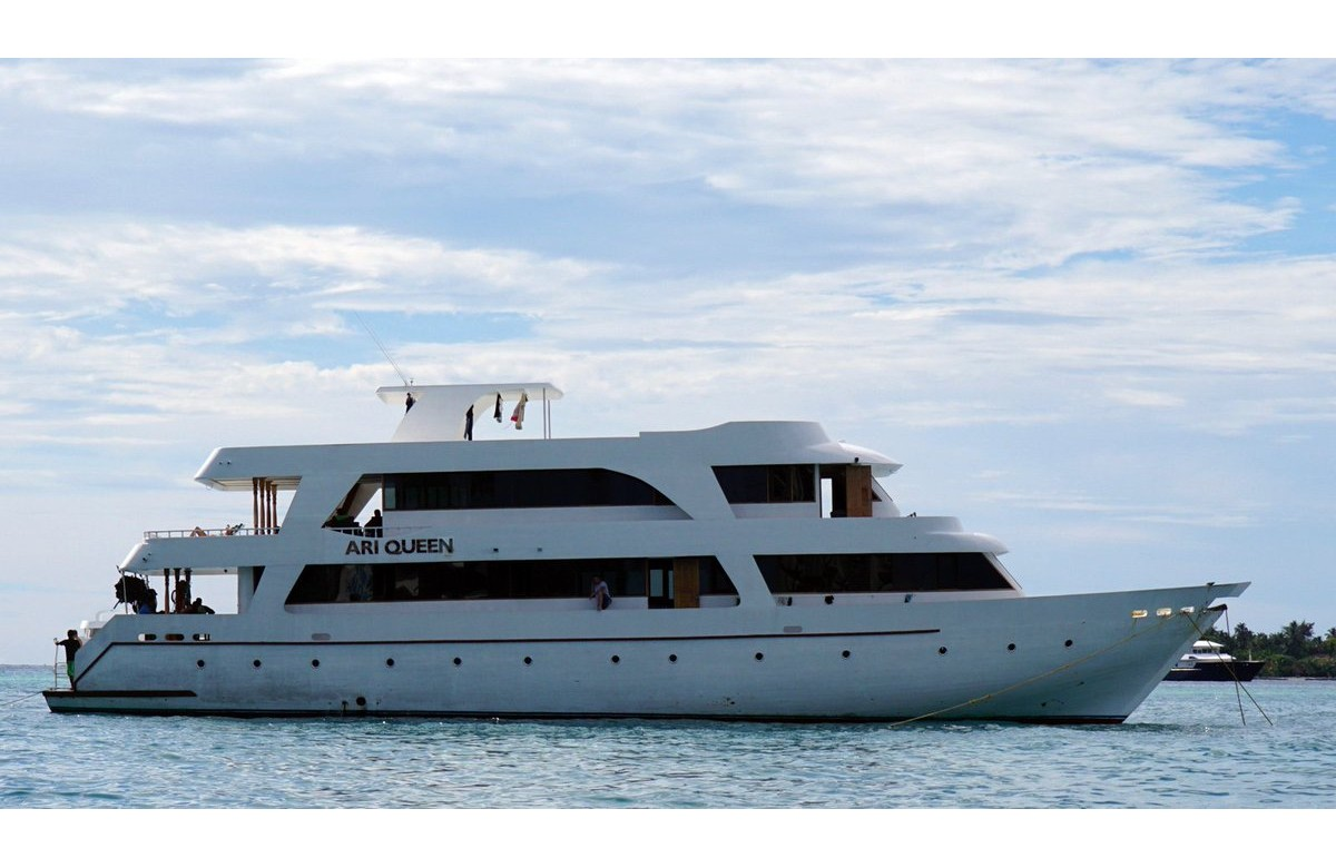 ARI QUEEN I ENE - MAY 2021 I THE BEST OF MALDIVES