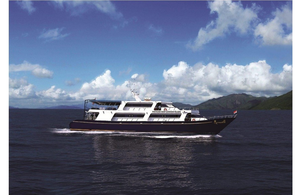 MERMAID II I 21% DISCOUNT I OCT - NOV 2021 I 7 NIGHTS I BALI - KOMODO I INDONESIA